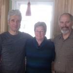 Paul and Judy Prevost, Marsh Lake, YT concert hosts.